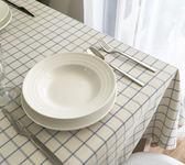 時尚可愛空間餐桌布380 茶几布 隔熱墊 鍋墊 杯墊 防水免洗餐桌布 (90*140cm)