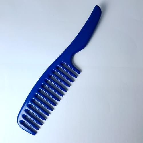 塑鋼大手把梳 CK304 梳子 髮梳 【UR8D】