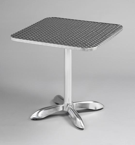 【南洋風休閒傢俱】戶外休閒系列-80公分鋁合金圓(方)桌   不鏽鋼桌    戶外餐桌  U3003 U4003