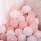 結婚氣球婚房裝飾用的婚禮婚慶浪漫場景布置樓梯房間客廳臥室新房