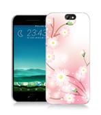 ♥ 俏魔女美人館 ♥{櫻花*水晶硬殼}  HTC A9 水晶硬殼 手機殼 手機套 保護套 保護殼
