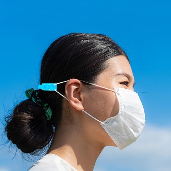 口罩調節器 口罩護耳神器 口罩繩延長 口罩繩加長 調節神器 耳戴式 口罩減壓神器【Y037】慢思行