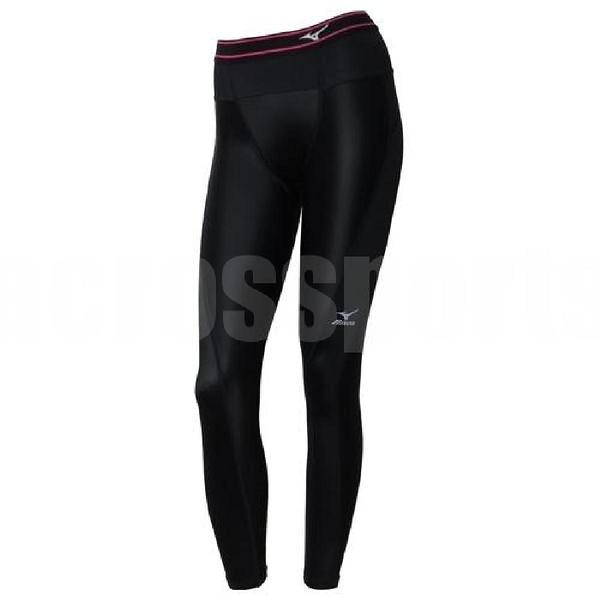 Mizuno 束褲 BG3000R Tight Pants Leggings 黑色 緊身 貼身內搭褲 長褲 女款【PUMP306】 A76BP37090