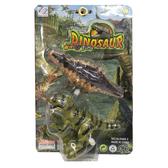 發條恐龍玩具2入