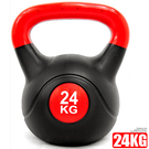 24KG壺鈴重力24公斤壺鈴(52.9磅)拉環啞鈴搖擺鈴舉重量訓練運動健身器材哪裡買KettleBell專賣店