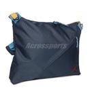 Nike 包包 Jordan 男女款 深藍 斜跨包 肩背包 大容量 筆袋 喬丹【ACS】 JD2143008GS-003