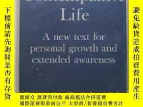 二手書博民逛書店the罕見contemplative life(英文原版書)Y1