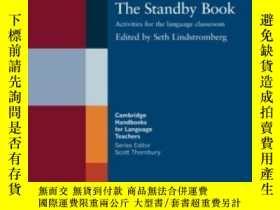 二手書博民逛書店The罕見Standby Book: Activities Fo