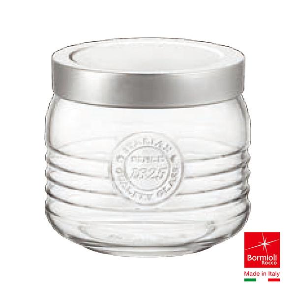 義大利Bormioli Rocco 經典1825玻璃罐(750cc) 密封罐 飲料罐 儲物罐 重複使用 保鮮 好生活