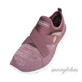 SKECHERS (女)Flex Appeal 3.0 健走鞋 運動鞋 套入式-13065MVE 藕色 [陽光樂活]