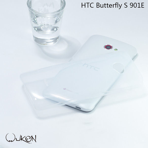 WuKon HTC ButterflyS 901E 手機殼。硬殼。蝴蝶機S 極緻款phone case