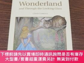 二手書博民逛書店Alice罕見in Wonderland and Through the Looking GlassY4936