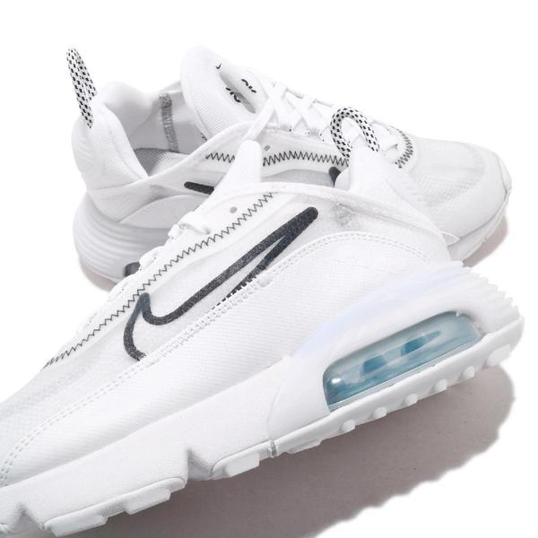 Nike 休閒鞋 Wmns Air Max 2090 白 黑 女鞋 氣墊 半透明鞋面設計 全新鞋款 運動鞋 【PUMP306】 CK2612-100