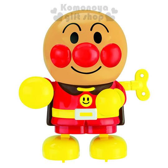 〔小禮堂〕麵包超人 造型發條玩具《小.站姿》適合3歲以上兒童4971404-31258