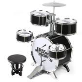 架子鼓初學者爵士鼓玩具打鼓樂器1-3-6歲男孩敲打鼓禮物 全館免運DF