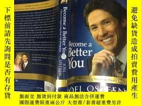 二手書博民逛書店Joel罕見Osteen:Become a Better You