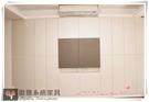 【系統家具】無印風 日系配色 電視櫃結合高櫃
