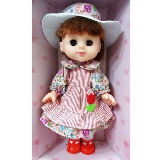 *粉粉寶貝玩具*綺妮鄉村少女娃娃 (ST安全玩具)