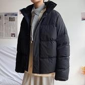 棉服男潮牌冬季棉衣加厚外套韓版潮流寬鬆帥氣面包服短款棉襖冬裝 moon衣櫥