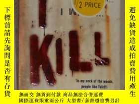 二手書博民逛書店英文原版罕見I Kill by Giorgio Faletti
