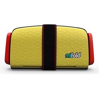 mifold 隨身安全座椅-黃