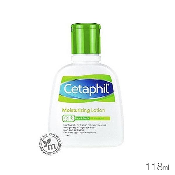 Cetaphil 溫和潤膚乳液 118ml 無香乳液 外出瓶【PQ 美妝】