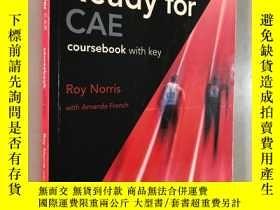 二手書博民逛書店Ready罕見for CAE coursebook with keyY5919 roy norris upda
