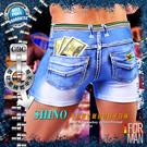 SHINO牛仔很忙創意時尚平口褲BX00...