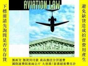 二手書博民逛書店General罕見Aviation Law-通用航空法Y443421 Jerry Eichenberge...