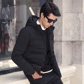 男士外套潮棉衣冬天加厚男裝羽絨棉服短款冬裝棉襖男