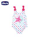 chicco-海洋日記-波點海星連身泳裝