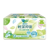 蕾妮亞輕潔抑菌量多日用型衛生棉22.5cm X16片X2【愛買】