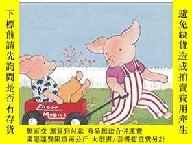 二手書博民逛書店Amanda罕見Pig And Her Big Brother OliverY364682 Van Leeuw