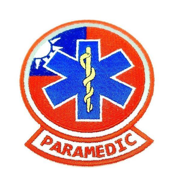 國旗版反光醫療臂章