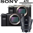 SONY A7C + ZEISS BAT...