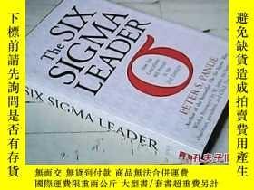 二手書博民逛書店The罕見SIX SIGMA LEADER(精裝)Y10368