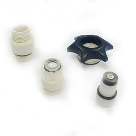 MOTELY魔特萊 加壓式/ 按壓式百變 SPA 省水蓮蓬頭專用配件賣場 共四款