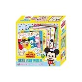 米奇寶貝古錐拼圖盒(6入)