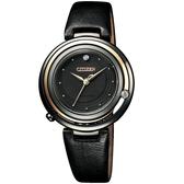 CITIZEN星辰100周年L系列永夜璀璨光動能腕錶   EM0659-17E