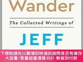 二手書博民逛書店Invent罕見and Wander The Collected Writings of Jeff Bezos 英