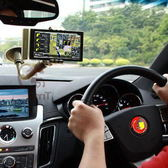 htc eye 826 desire one m9 iphone 6 plus gps夾具衛星導航座吸盤支架手機座行車記錄器加長導航架車架