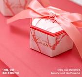 全館83折 2018新款喜糖盒創意結婚浪漫韓式抖音大理石紙盒喜糖禮盒小號批發