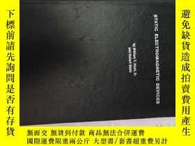 二手書博民逛書店static罕見electromagnetic devices