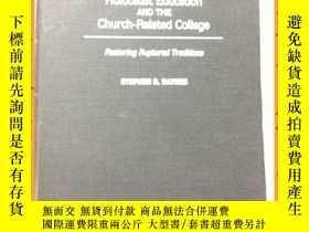 二手書博民逛書店英文書罕見holocaust education and the church -related college