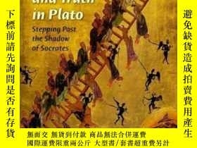 二手書博民逛書店Knowledge罕見And Truth In PlatoY256260 Catherine Rowett O