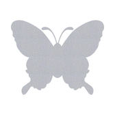 【漆寶】蝴蝶通用噴漆亮光「銀色」(1加侖裝)