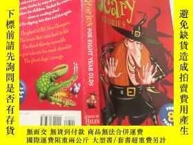 二手書博民逛書店Scary罕見Stories:恐怖的故事Y200392