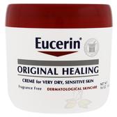 【現貨秒出】Eucerin 伊思妮 經典身體保濕霜 (無香/異敏) 454g【百奧田旗艦館】