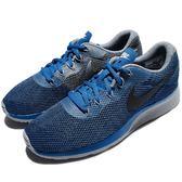 【六折特賣】Nike 休閒慢跑鞋 Tanjun Racer 藍 黑 灰 男鞋 網布透氣 運動鞋 【PUMP306】 921669-401