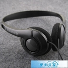 耳罩式耳機典藏版原裝日繫復古懷舊小頭戴式HiFi發燒MP3耳機健身舒 漫步雲端